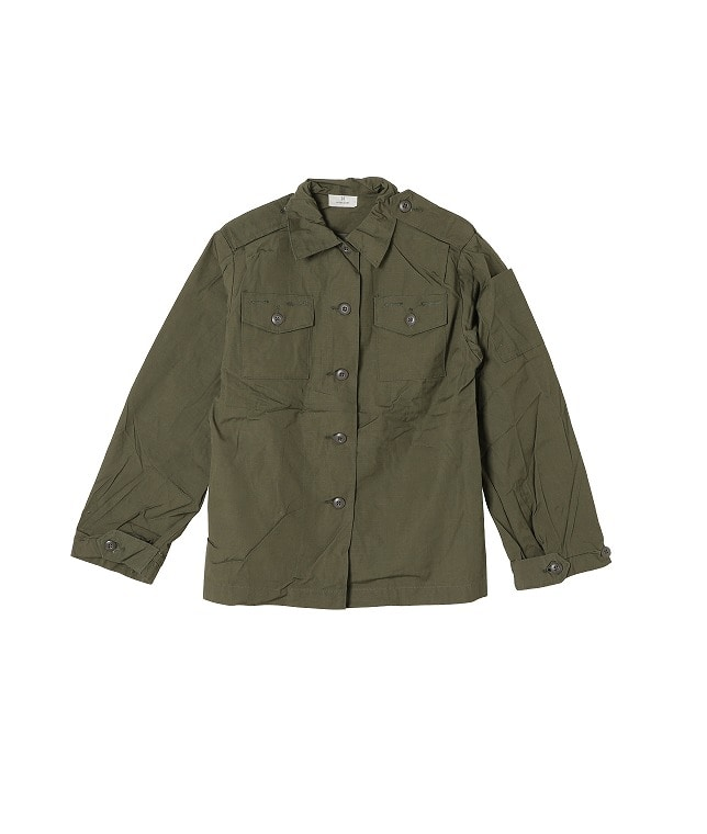 USED/US MILITARY W's RIPS TOP SHIRT DEAD STOCK
