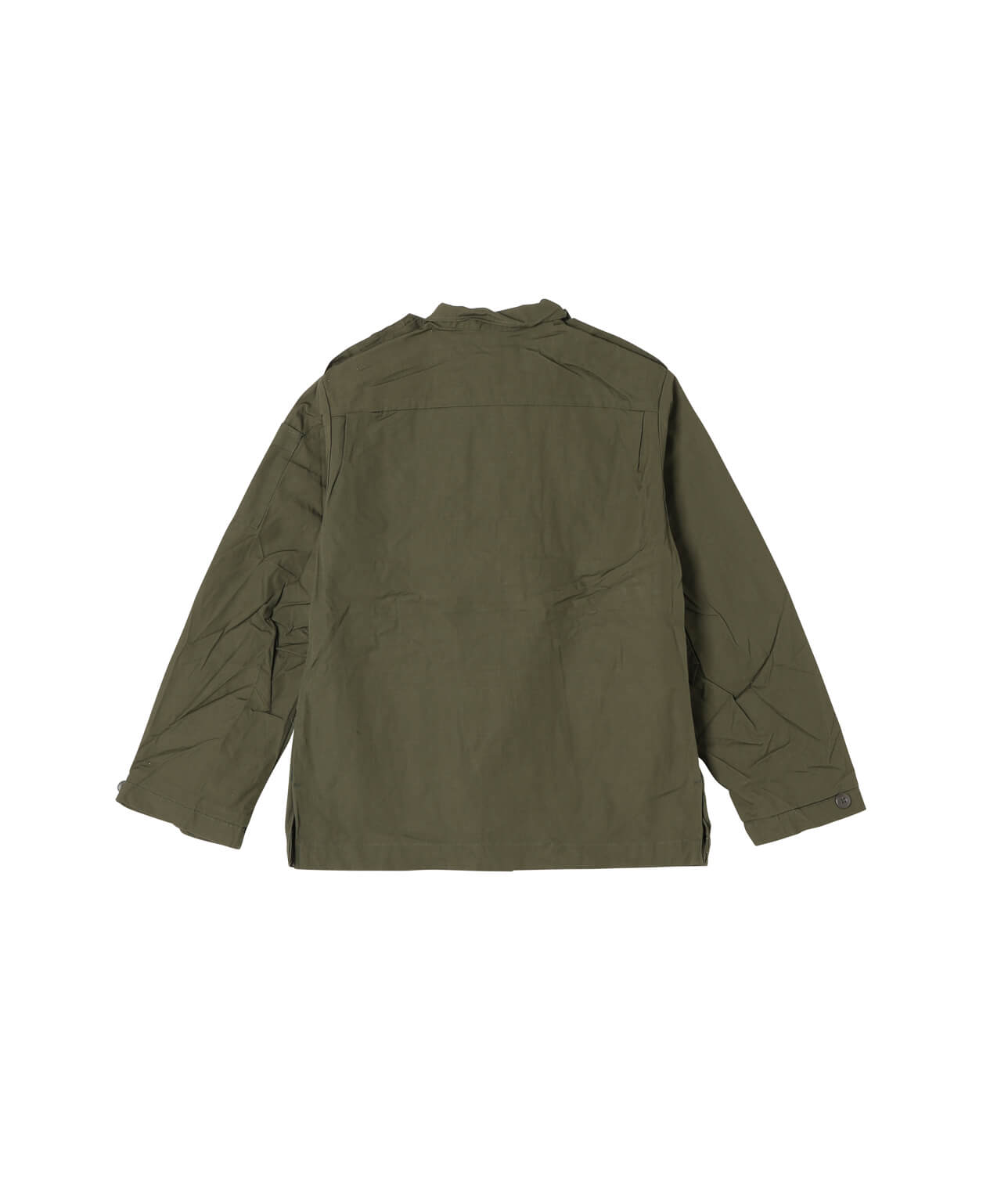 USED/US MILITARY W's RIPS TOP SHIRT DEAD STOCK 詳細画像 OLIVE 2
