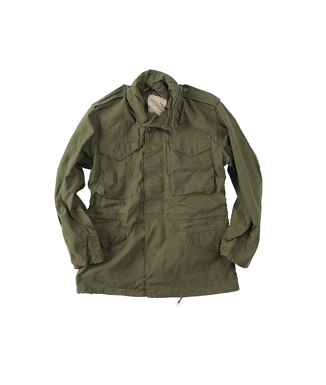 USED/US MILITARY M-65 FIELD JACKET