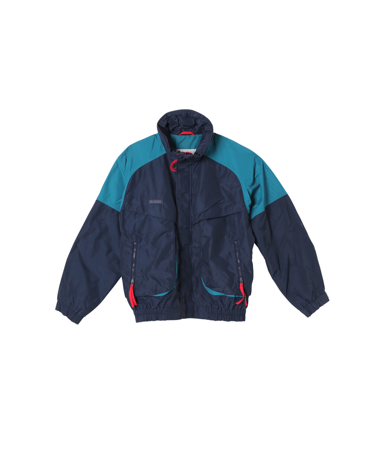 USED/COLUMBIA POWDER KEG MOUNTAIN JACKET 詳細画像 NAVY 1