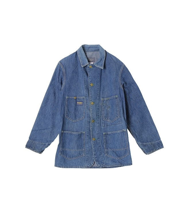 USED/OSHKOSH B'GOSH DENIM CHORE JACKET