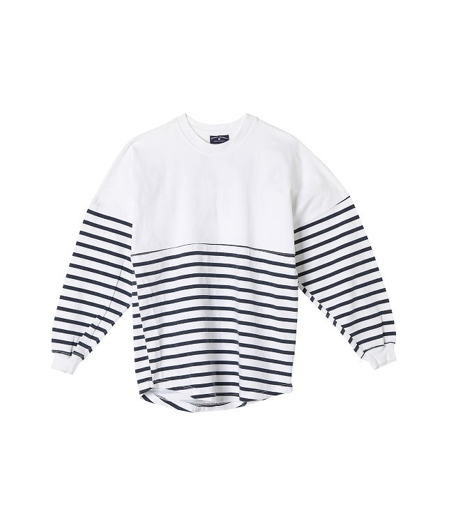 USED/SPRIT JERSEY L/S T-SHIRT