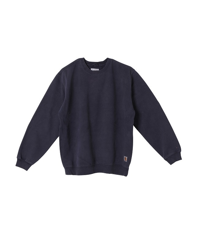 USED/CARHARTT PLAIN SWEAT SHIRT