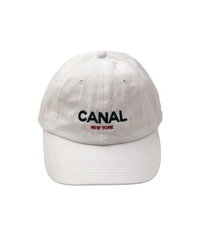 CANAL NEW YORK /ロゴキャップ