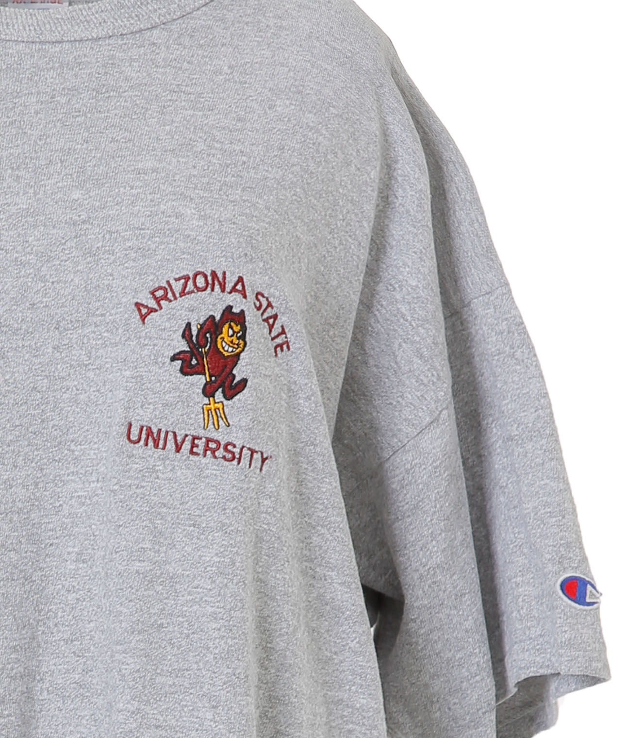 USED/CHAMPION ARIZONA STATE Tシャツ 詳細画像 グレー 1