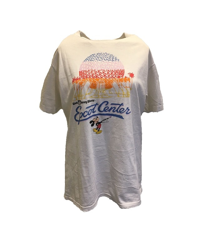 USED/DISNEY EPCOT CENTER Tシャツ