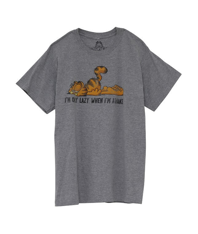 USED/GARFIELD Tシャツ