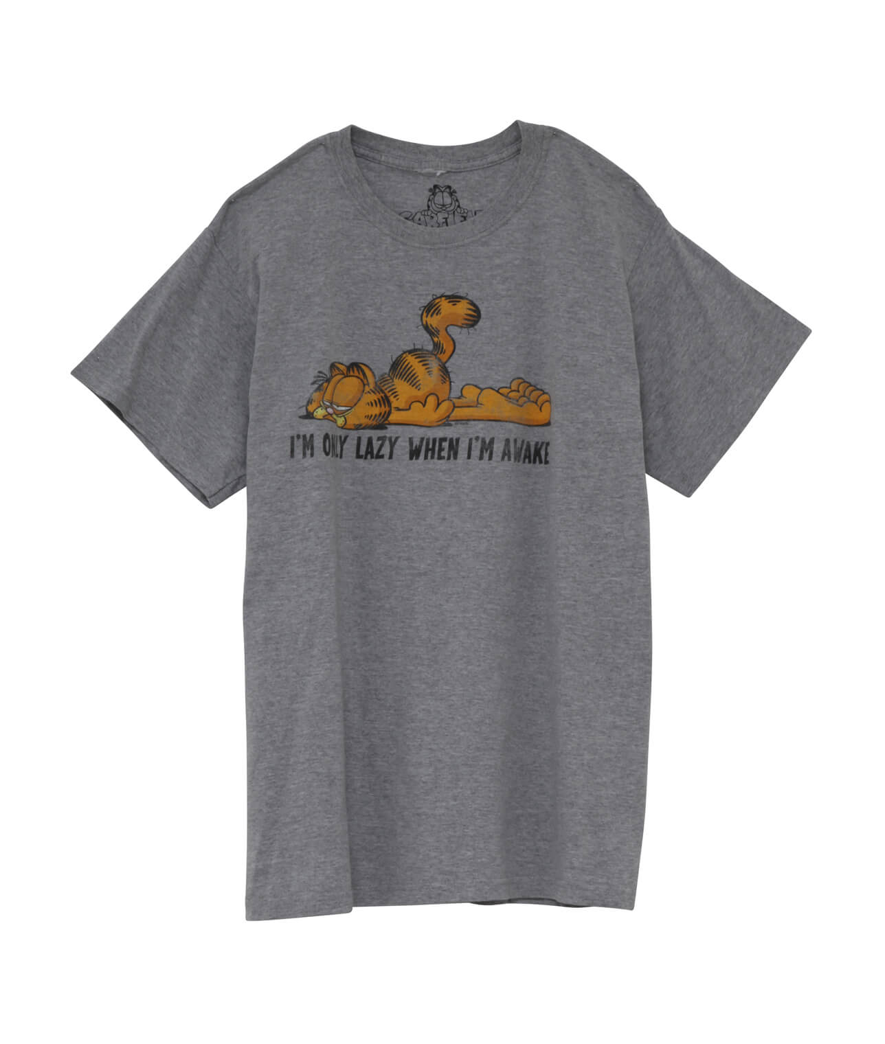 USED/GARFIELD Tシャツ 詳細画像 グレー 1