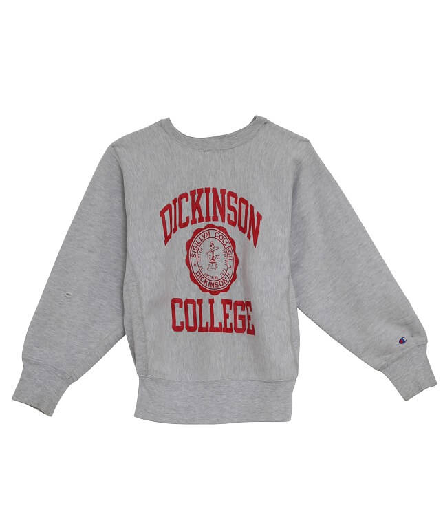 USED/DICKINSON COLLEGE スウェット