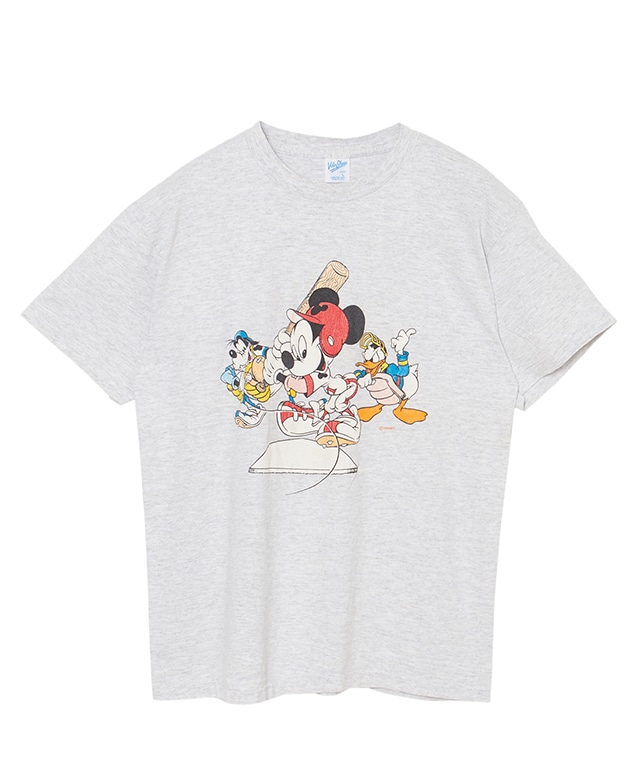 USED/Mickey Tシャツ