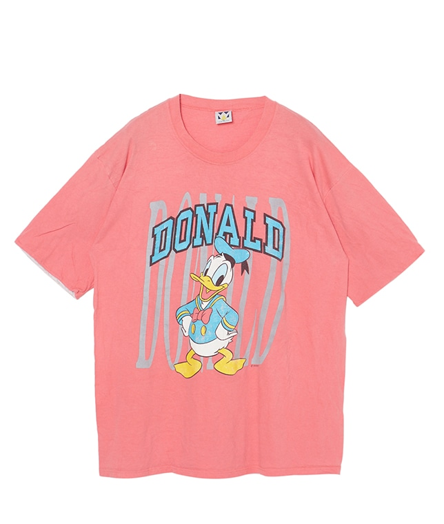 USED/DONALD Tシャツ