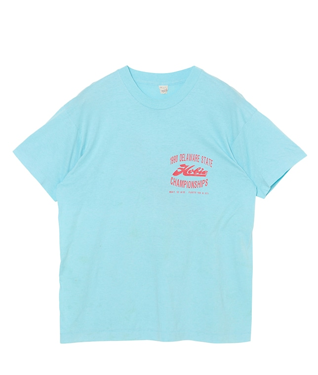 USED/1990 DELAWARE STATE Hobie CHAMPIONSHIPS Tシャツ