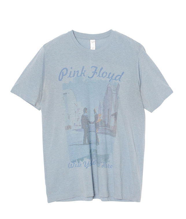 USED/Pink Floyd Tシャツ
