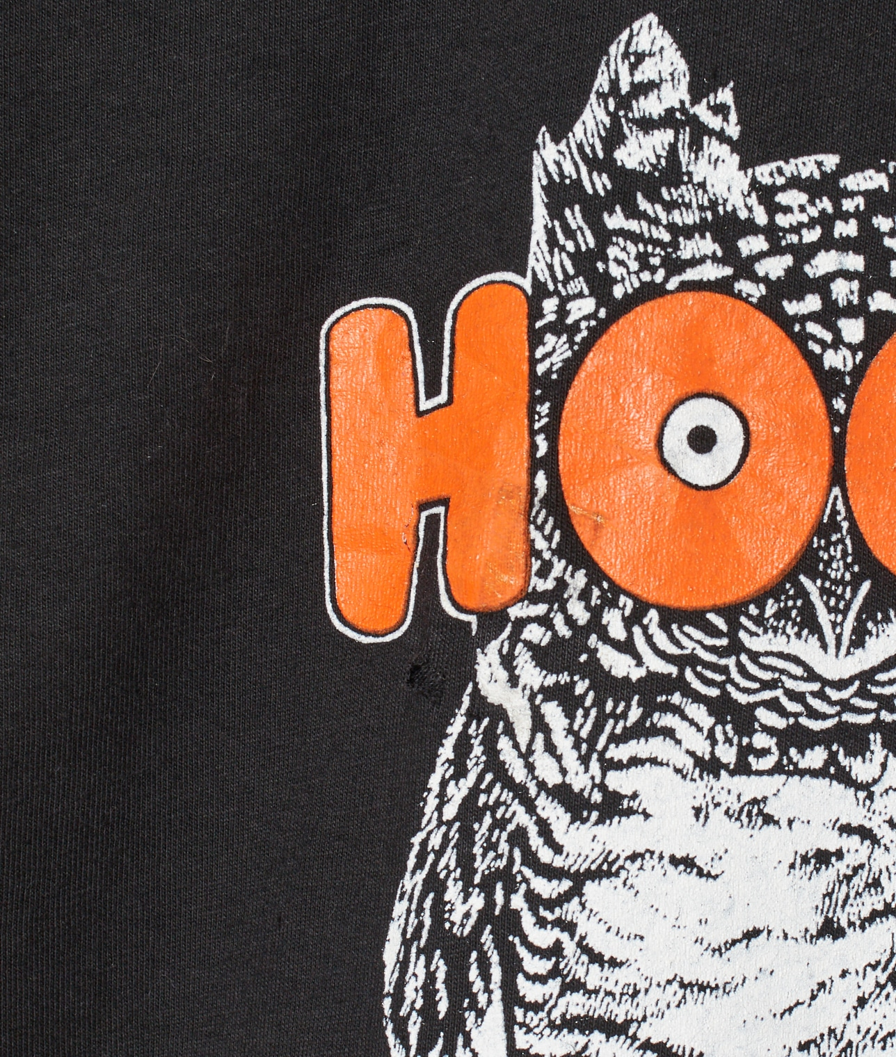 USED/HOOTERS T SHIRT 詳細画像 BLACK 3