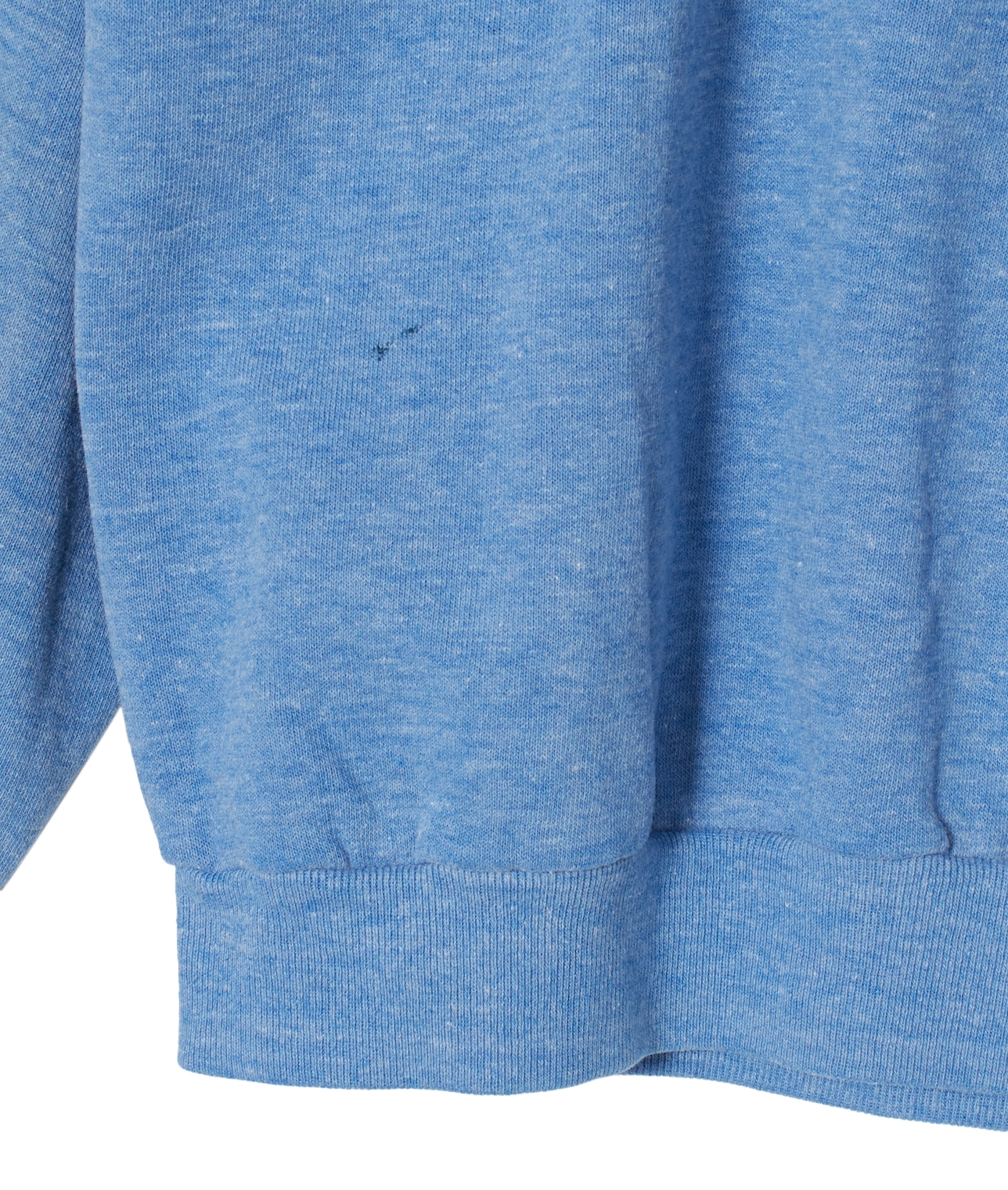 USED/UNKNOWN BRAND PLAIN SWEAT SHIRT 詳細画像 BLUE 3