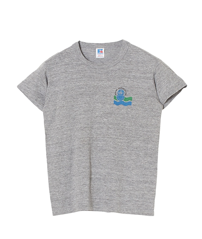 USED/DIVING SERVICESINC. プリントTシャツ
