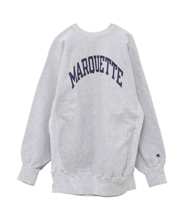 "USED/CHAMPION REVERSE WEAVE ""MARQUETTE"""