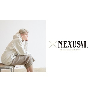 THIRD MAGAZINE×NEXUS.Ⅶ 第1弾